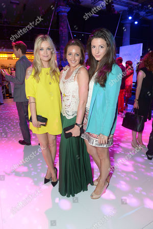 Editorial picture of BMW i3 Global Reveal Party, London, United Kingdom - 29 Jul 2013