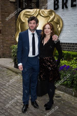 Editorial photo of Britain BAFTA TV Craft Awards, London, United Kingdom - 24 Apr 2016