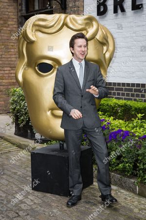 Lee Ingleby poses for photographers upon arrival at the British Academy Television Craft Awards in London