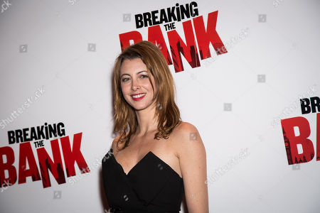 Editorial photo of Britain Breaking The Bank Premiere, London, United Kingdom - 31 May 2016