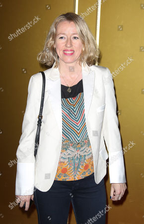 Stock Picture of Elaine Constantine arrives at the May Fair Hotel in central London, for the London Critics Circle Film Awards