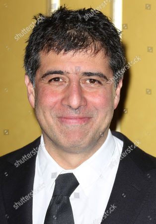Hossein Amini arrives at the May Fair Hotel in central London, for the London Critics Circle Film Awards