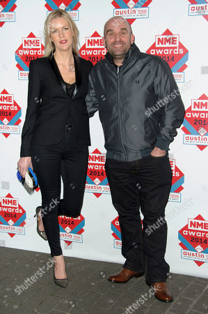 Shane Meadows arrives for the NME Awards 2014 at a central London venue, London