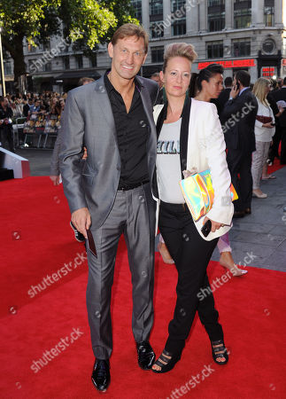 """Editorial image of Britain Premiere of """"One Direction: This is Us"""" - Inside Arrivals, London, United Kingdom - 20 Aug 2013"""