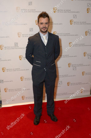 Barney Harwood attends the British Academy Children's Awards 2013 on in London, England