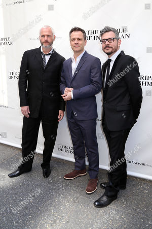 """Editorial image of Broadway Opening Night of """"The Cripple Of Inishmaan"""", New York, USA - 20 Apr 2014"""