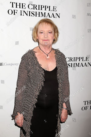 """Actress June Watson attends the opening night party of """"The Cripple of Inishmaan"""", in New York"""