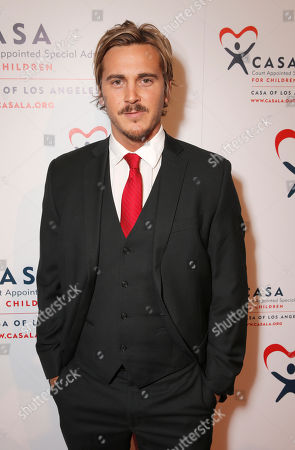 Stock Picture of Steve Talley attends the CASA/LA Evening to Foster Dreams Gala at the Beverly Hilton on in Beverly Hills, Calif