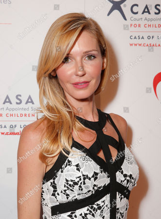 Vanessa Branch attends the CASA/LA Evening to Foster Dreams Gala at the Beverly Hilton on in Beverly Hills, Calif