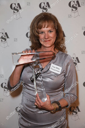 Editorial image of Casting Society of America Artios Awards, Beverly Hills, USA - 29 Oct 2012