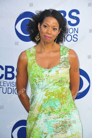 Kim Wayans arrives at CBS Television Studios Summer Soiree at The London Hotel on in Los Angeles