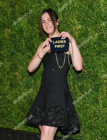 Juliana Hatkoff attends the CHANEL Tribeca Film Festival Artist Dinner at Balthazar Restaurant, in New York