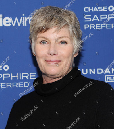 "Stock Picture of Actress Kelly McGillis from the film ""We Are What We Are"" visits the IndieWire Studio at Chase Sapphire on Main Street during the Sundance Film Festival on in Park City, Utah"