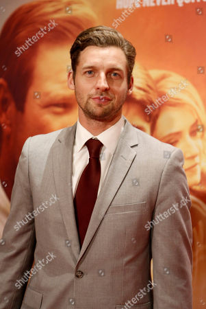 Stock Picture of Donny Boaz seen at Clarius Entertainment Los Angeles Premiere of 'My All American' at The Grove, in Los Angeles, CA