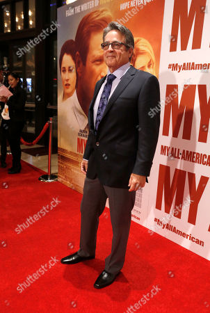 Editorial image of Clarius Entertainment Premiere of 'My All American', Los Angeles, USA - 9 Nov 2015