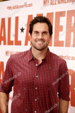 Matt Leinart seen at Clarius Entertainment Los Angeles Premiere of 'My All American' at The Grove, in Los Angeles, CA