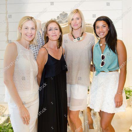 Editorial photo of Club Monaco Store Opening, Southampton, USA - 28 Jun 2014