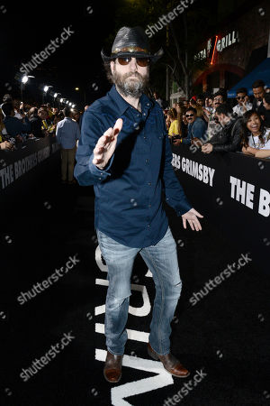 Editorial image of Columbia Pictures premiere of 'The Brothers Grimsby', Los Angeles, USA - 3 Mar 2016
