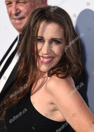 Stock Picture of Pattie Mallette arrives at the Comedy Central Roast of Justin Bieber at Sony Pictures Studios, in Culver City, Calif