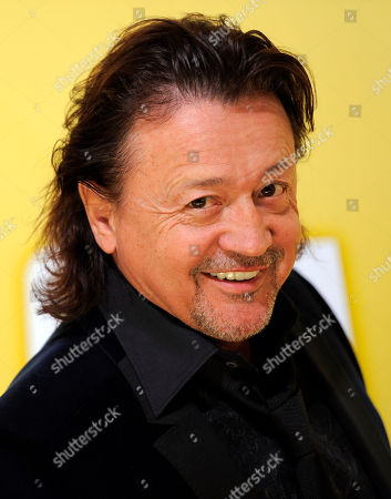 Mark Collie arrives at the 46th Annual Country Music Awards at the Bridgestone Arena, in Nashville, Tenn