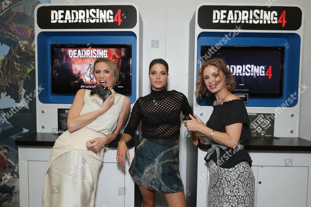 "Editorial image of Crackle's ""Dead Rising: Endgame"" at 2016 Comic Con, San Diego, USA - 24 Jul 2016"