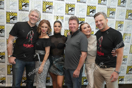 "Editorial picture of Crackle's ""Dead Rising: Endgame"" at 2016 Comic Con, San Diego, USA - 24 Jul 2016"