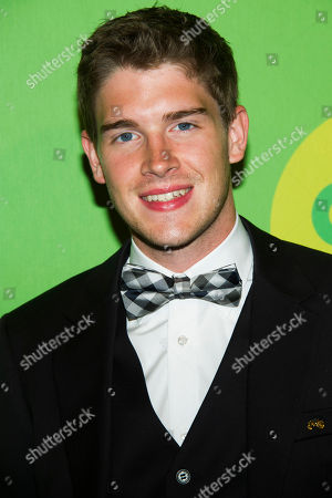 Stock Picture of Brendan Dooling attends the CW Upfront on in New York