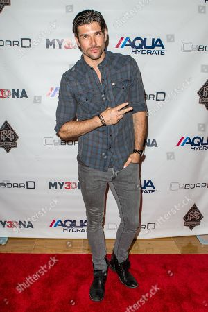 Editorial image of Cyboard BET Awards Gifting Lounge, Los Angeles, USA - 26 Jun 2015