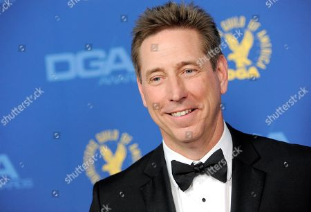 Stock Picture of Mark Cendrowski arrives at the 65th Annual Directors Guild of America Awards at the Ray Dolby Ballroom, in Los Angeles