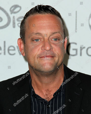 Lenny Venito arrives at the Disney ABC Television Group 2012 Summer Press Tour All-Star Cocktail Reception, in Beverly Hills, Calif