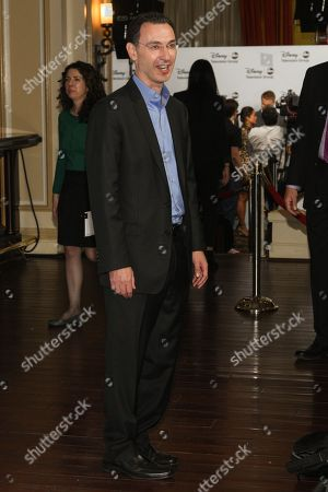 Paul Lee, President, ABC Entertainment Group attends the Disney/ABC Winter 2014 TCA All Star Reception on in Pasadena, Calif