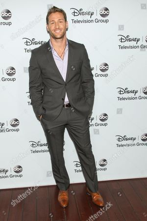 Stock Photo of The Bachelor 'Juan Pablo Galavis' attends the Disney/ABC Winter 2014 TCA All Star Reception on in Pasadena, Calif