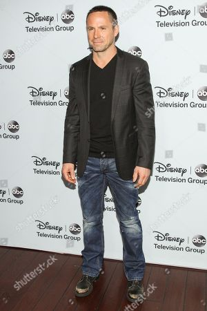 Actor William deVry attends the Disney/ABC Winter 2014 TCA All Star Reception on in Pasadena, Calif