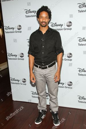 Actor Craig Frank attends the Disney/ABC Winter 2014 TCA All Star Reception on in Pasadena, Calif