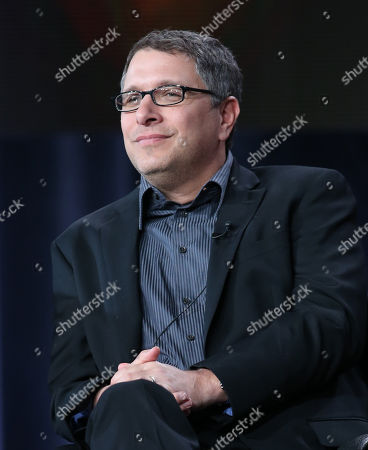 """Executive producer Ira Ungerleider participates in the """"Mixology"""" panel discussion at the Disney/ABC Winter 2014 TCA Press Tour on in Pasadena, Calif"""