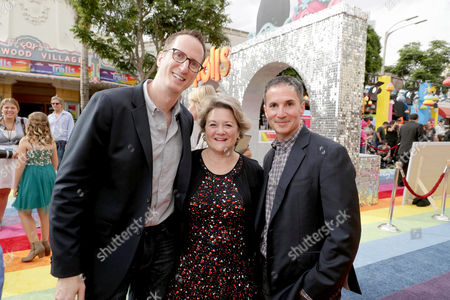 "Editorial photo of DreamWorks Animation and Twentieth Century Fox Present the Premiere of ""Trolls"", Los Angeles, USA - 23 Oct 2016"