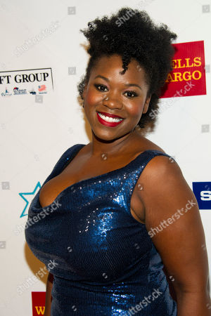 Stock Picture of Moya Angela attends Elton John's AIDS Foundation's 11th annual Enduring Vision benefit on in New York