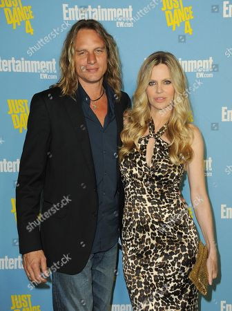 Abri van Straten and Kristin Bauer van Straten arrive at the Entertainment Weekly annual Comic-Con celebration on in San Diego, California