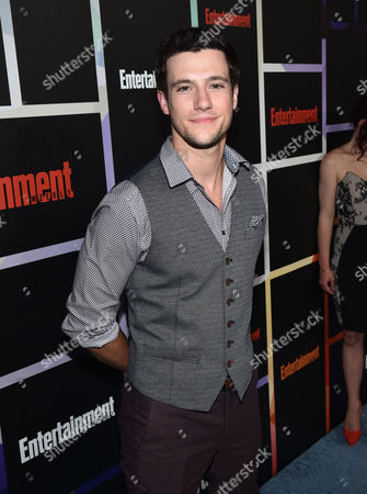 Editorial image of Entertainment Weekly's Annual Comic-Con Closing Night Celebration - Red Carpet, San Diego, USA - 26 Jul 2014