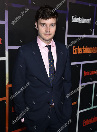 Michael McMillian arrives at Entertainment Weekly's Annual Comic-Con Closing Night Celebration at the Hard Rock Hotel, in San Diego