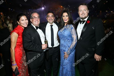 Editorial picture of Ferrari at the 68th Primetime Emmy Awards Governors Ball, Los Angeles, USA - 18 Sep 2016