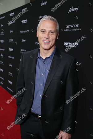 Phil Austin at FilmDistrict's Premiere of 'Olympus Has Fallen' hosted by Brioni and Grey Goose at the ArcLight Hollywood, on Monday, March, 18, 2013 in Los Angeles