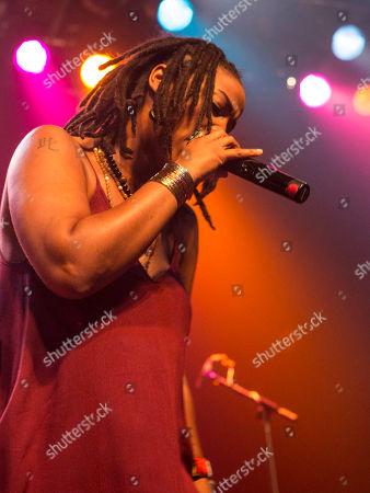 Editorial image of Floetry Reunion Tour - , Atlanta, USA - 11 Jul 2015