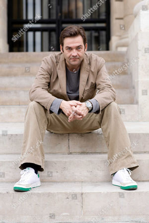 Editorial photo of Christian Moerk, Paris, France - 01 Apr 2009