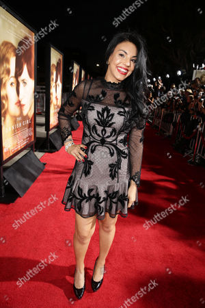 Tilda Del Toro seen at Focus Features Los Angeles premiere of 'The Danish Girl' at Regency Village Theatre, in Los Angeles, CA