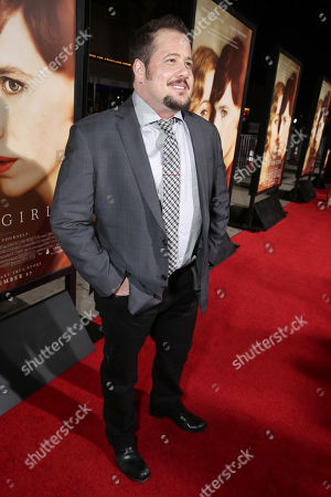 Chaz Bono seen at Focus Features Los Angeles premiere of 'The Danish Girl' at Regency Village Theatre, in Los Angeles, CA