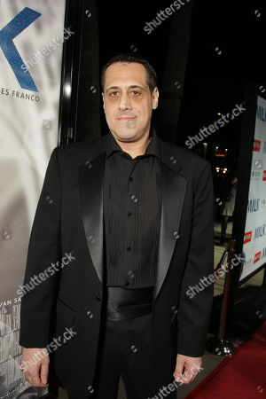 NOVEMBER 13: Stuart Milk at Focus Features' Los Angeles Premiere of 'MILK' on at Academy of Motion Pictures Arts and Sciences in Beverly Hills, CA