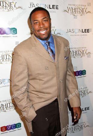 Stock Photo of Cedric Ceballos attends For the Love of R&B - A Tribute to Whitney Houston at Tru Hollywood, in Los Angeles