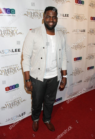 Trevin Hunte attends For the Love of R&B - A Tribute to Whitney Houston at Tru Hollywood, in Los Angeles
