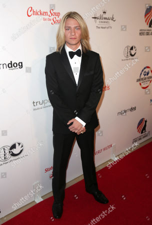 Lou Wegner attends the American Humane Associationâ?™s 4th Annual â?œHero Dog Awardsâ?? at the Beverly Hilton Hotel, in Beverly Hills, Calif
